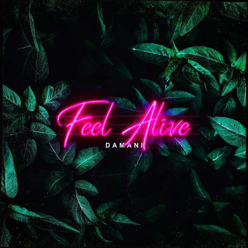 Damani Music Feel Alive